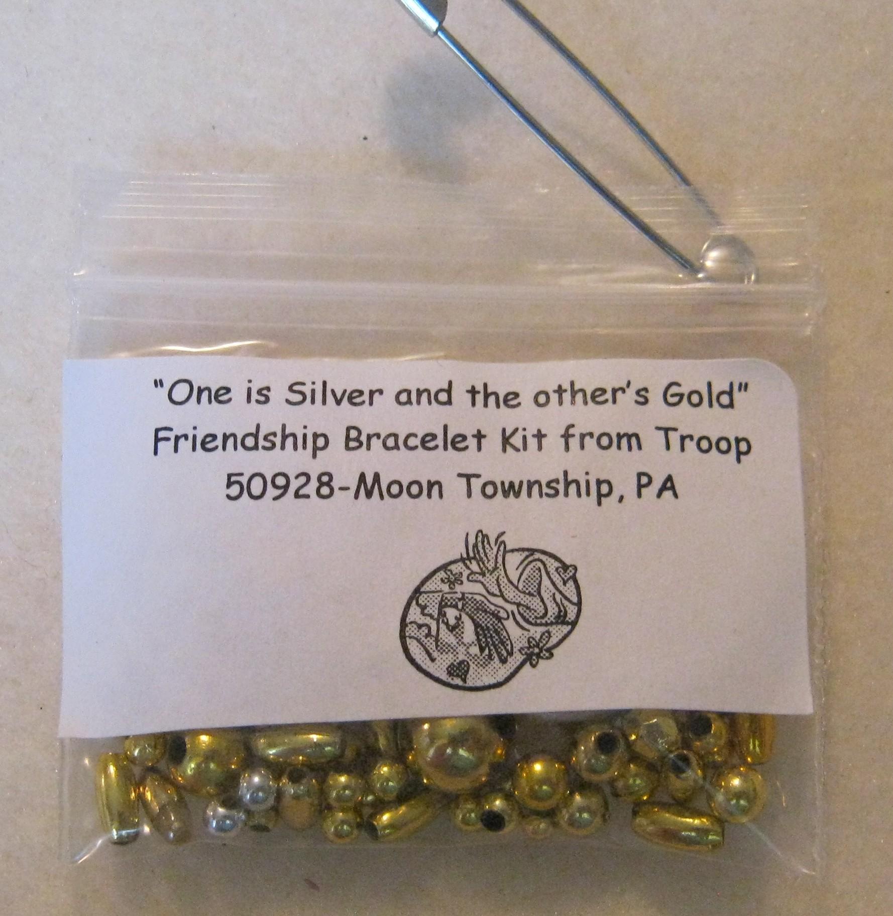 Friendship Bracelet Kit Swap