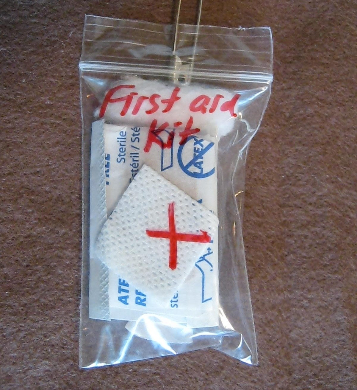 First Aid Kit Swap