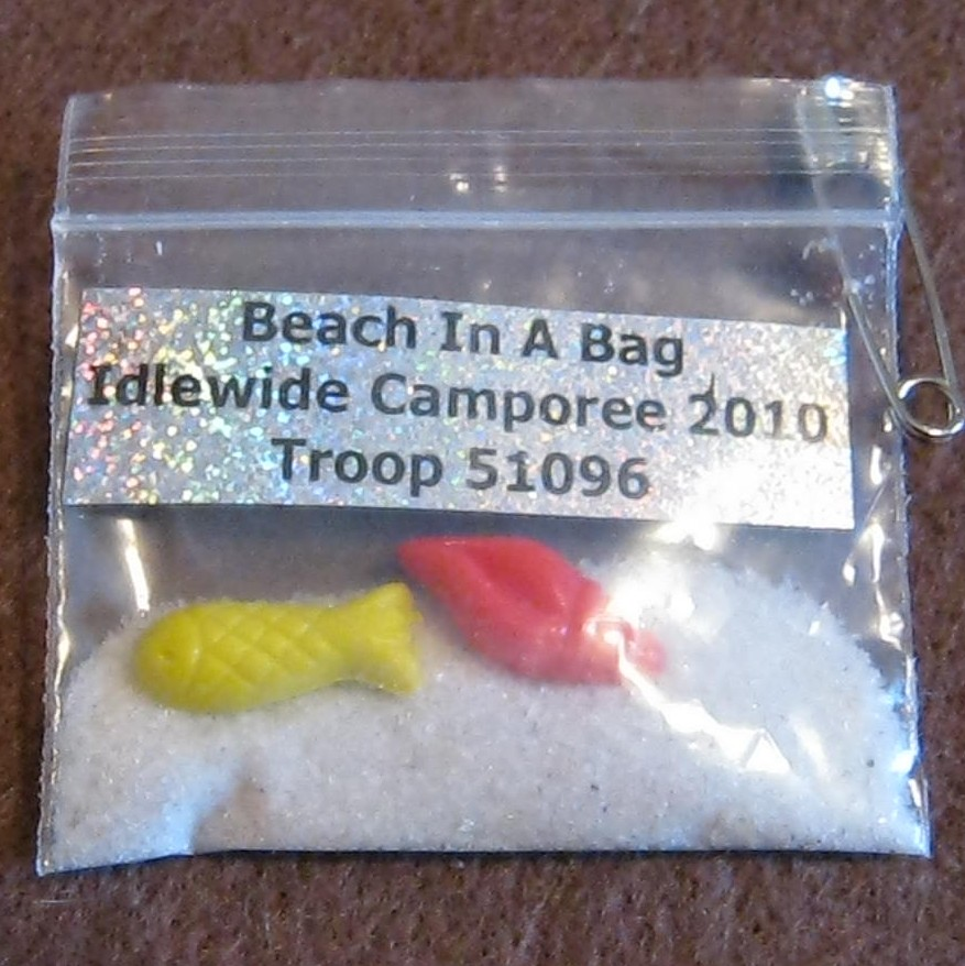 Beach Bag Swap