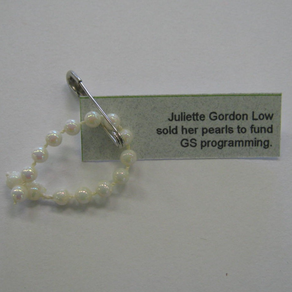 Juliette's Pearls Swap