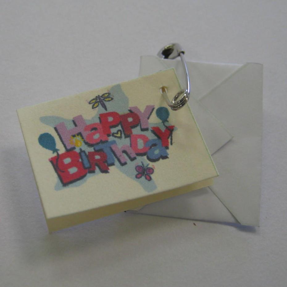 Birthday Card Swap